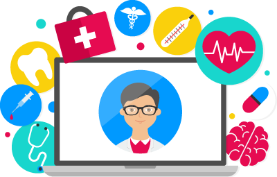 Telehealth and Campus Rx is your affordable solution to healthcare.